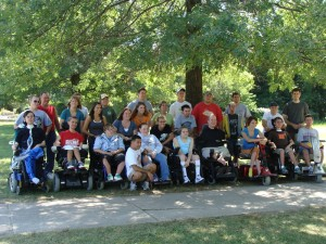 Fuse Foundation Retreat Group Picture with Chet McDoniel