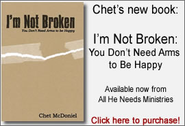 Texas Speaker - Chet McDoniel's products